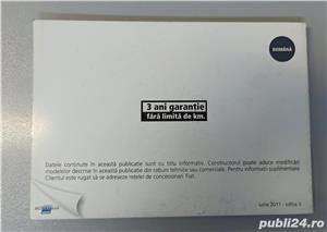 Manual utilizare Fiat Linea 2011 in limba romana  - imagine 2
