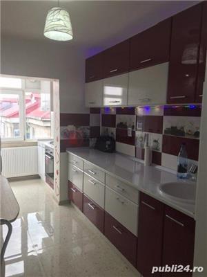 Targu Cucu, apartament 2 camere decomandat mobilat renovat lux - imagine 2