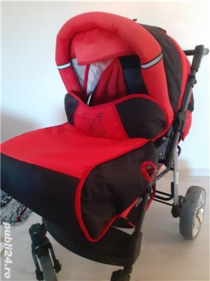 Vand carut bebe 3 in 1 Baby Sportive - imagine 2