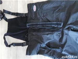 Geaca pantaloni costum Baracuda fishingteam - imagine 3