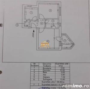 Apartament 2 camere, zona Nord (D-uri) - imagine 1
