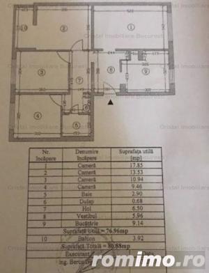 Apartament cu 4 camere in zona Titan - imagine 8