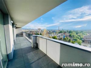 3 camere, 93 mp, decomandat,TERASA,Parcare, Semicentral, Portelanului - imagine 14