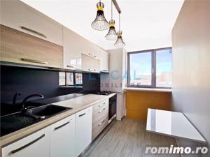 2 camere, bloc nou, mobilat modern, parcare, The Office, Marasti - imagine 6