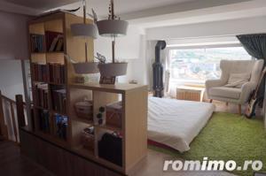 Vanzare apartament 3 camere, foarte cochet, cu scara interioara, cartier Iris - imagine 12
