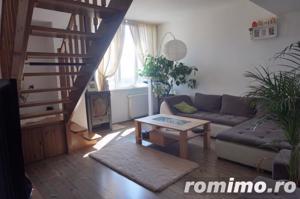 Vanzare apartament 3 camere, foarte cochet, cu scara interioara, cartier Iris - imagine 9