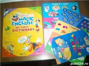 Geanta Disney's Magic English - Invata engleza - imagine 4
