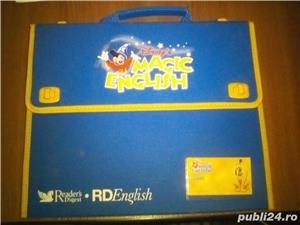 Geanta Disney's Magic English - Invata engleza - imagine 1