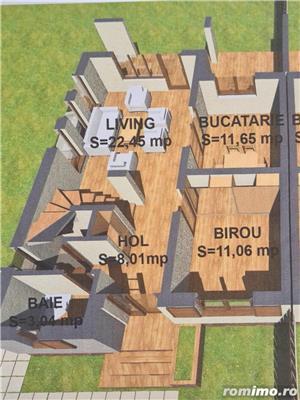 Duplex in stil mediteranean! Finisaje interioare la alegere! Toate utilitatile! - imagine 5
