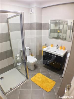 Apartament 3 camere, modern, prima inchiriere, parcare, terasa, zona strazii Mihai Romanu - imagine 9