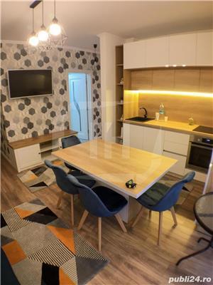 Apartament 3 camere, modern, prima inchiriere, parcare, terasa, zona strazii Mihai Romanu - imagine 3