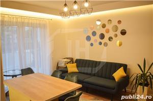 Apartament 3 camere, modern, prima inchiriere, parcare, terasa, zona strazii Mihai Romanu - imagine 1