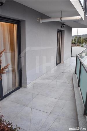 Apartament 3 camere, modern, prima inchiriere, parcare, terasa, zona strazii Mihai Romanu - imagine 10