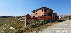 Casa la rosu P+E, cartier nou, Vladimirescu, an constructie 2020 - imagine 1