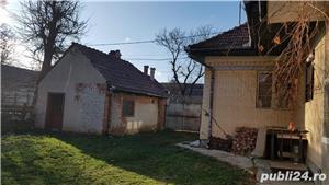 Gospodarie la tara - 2 case cu gradina si livada - Vad - Fagaras - imagine 3