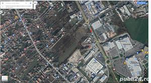 Vand teren in inima comerciala a orasului Deva, Calea Zarandului 150A - imagine 1
