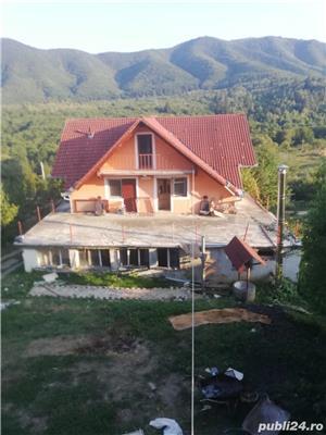 Vând casa în Cisnadioara la 10 km de Sibiu  - imagine 1