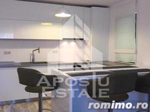 Apartament cu 2 camere  LUX, zona Sagului - imagine 1