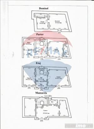 Hotel / Pensiune 4 camere | zona Centrală - imagine 4