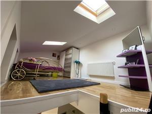 Proprietar vand apartament pe doua nivele Giroc ( baza sportiva tenis dyadora ) - imagine 8