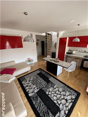 Proprietar vand apartament pe doua nivele Giroc ( baza sportiva tenis dyadora ) - imagine 3