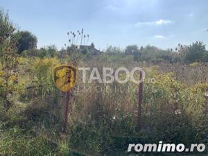 Teren intravilan de vanzare 1014 mp zona Terezian in Sibiu - imagine 2