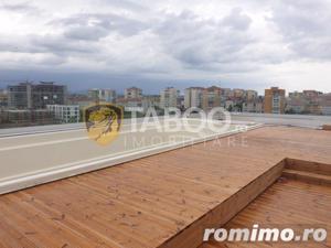 Apartament 3 camere 3 balcoane piscina comuna zona Doamna Stanca Sibiu - imagine 12