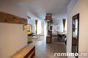 Apartament 3 camere 3 balcoane piscina comuna zona Doamna Stanca Sibiu - imagine 10