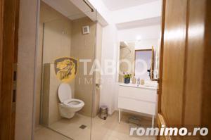Apartament 3 camere 3 balcoane piscina comuna zona Doamna Stanca Sibiu - imagine 8