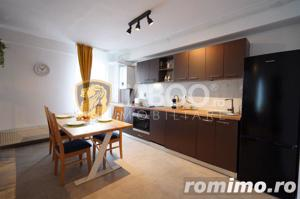 Apartament 3 camere 3 balcoane piscina comuna zona Doamna Stanca Sibiu - imagine 2