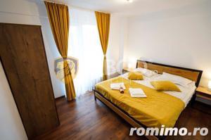Apartament 3 camere 3 balcoane piscina comuna zona Doamna Stanca Sibiu - imagine 20