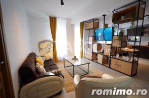 Apartament 3 camere 3 balcoane piscina comuna zona Doamna Stanca Sibiu - imagine 3
