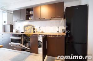 Apartament 3 camere 3 balcoane piscina comuna zona Doamna Stanca Sibiu - imagine 17