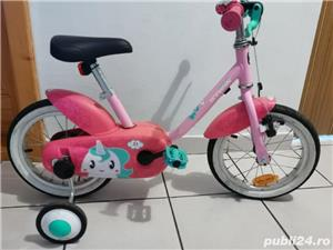 Bicicleta 3-5 ani - imagine 1