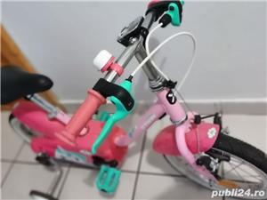 Bicicleta 3-5 ani - imagine 4