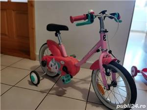 Bicicleta 3-5 ani - imagine 2