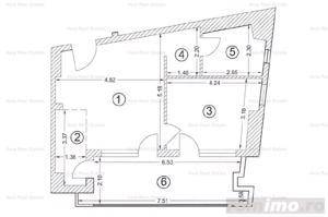 Apartament 2 camere Premium | Zona Blvd. Unirii | LUX - imagine 14