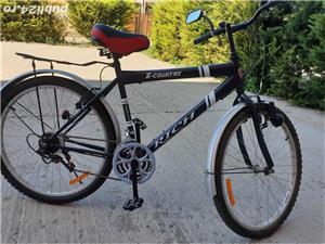 Bicicletă de oraș Rich X-Country, 26 inch, 18 viteze, pentru adulți - imagine 1
