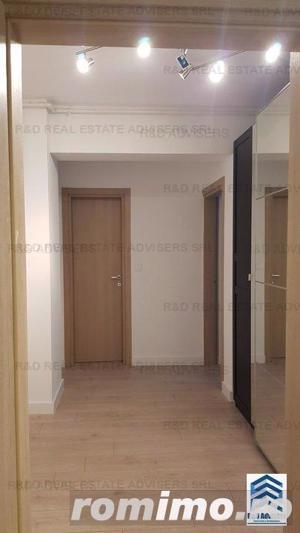 Oferta limitata!! Apartament 2 camere de inchiriat Nord City. Pipera-Aviatiei - imagine 12