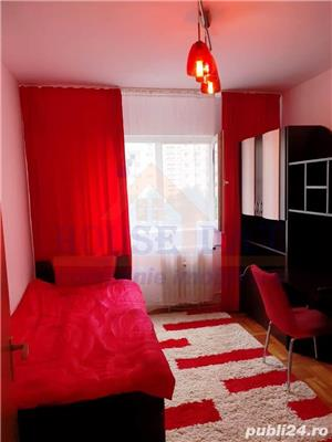 Vanzare apartament 3 camere Iancului, etaj 4, mobilat-utilat - imagine 3