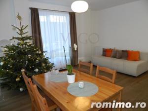 Apartament cu 2 camere, in bloc nou, terasa 40 mp, zona Calea Turzii - imagine 2