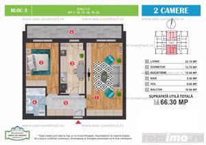 Apartament 2 camere,Prelungirea Ghencea - imagine 3