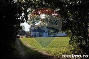 Casă [vilă 13 camere] și teren de vânzare în zona Glajarie, Râșnov - imagine 3