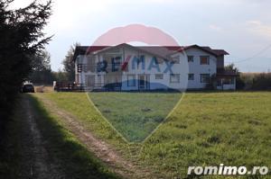 Casă [vilă 13 camere] și teren de vânzare în zona Glajarie, Râșnov - imagine 1
