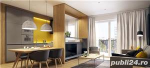 Pacurari, apartament 2 camere decomandat, bloc nou, loc de parcare - imagine 4