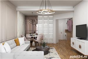 Pacurari Capat, apartament 1 camera decomandat,  bloc nou, loc de parcare - imagine 3