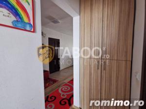Apartament 3 camere 2 balcoane si pivnita de vanzare in Valea Aurie  - imagine 9