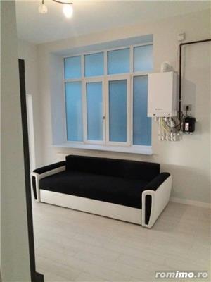 Apartament 3 camere, centrala proprie gaze, mobilat/utilat complet - Piata Ovidiu, centrul vechi - imagine 3