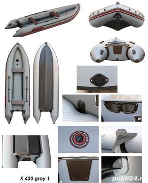 Barca pneumatica rapida - presiune+ - imagine 3