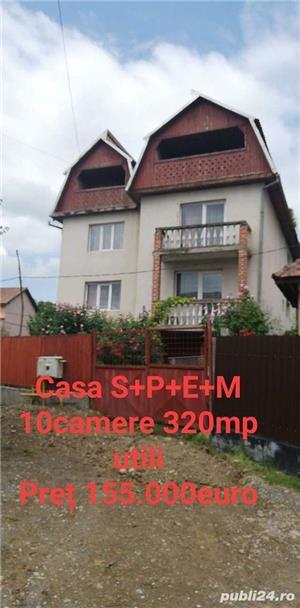 CASA tip bloc 10 garsoniere sau casa de locuit - imagine 3